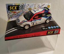 qq 60940 SCX FORD FOCUS WRC R COSTA BRAVA 02 #4 C SAINZ export version 6094 0
