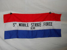 b3631 Vietnam scarf 3rd Mobile Strike Force B 36 embroidered