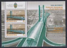 D990. Romania - MNH - Architecture - Bridges