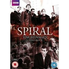 Spiral BBC TV Series 4 Season Four Region 2 New DVD