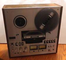 Vintage Sony TC-458 Reel to Reel Deck Auto Reverse Bi-Directioanal for PARTS