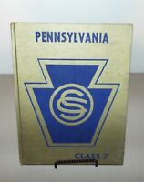 PA PENNSYLVANIA ARMY NATIONAL GUARD PARNG OFFICER CANDIDATE SCHOOL 1967 YEARBOOK