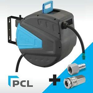 PCL HRA3M01 RETRACTABLE AIRLINE PVC RUBBER 15m 50ft + QUICK RELEASE EURO