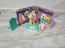 Vintage My Little Pony G1 MLP KISS CURL Brush Me Beautiful Boutique Pony EURO