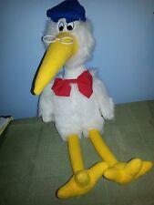 Vlasic Pickles Mascot Stork Plush Toy Trudy brand Bird Promo Item