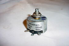 NOS IRC 5000 ohm 25 Watt Potentiometer Rheostat - wirewound