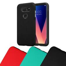 Case for LG V30 Outdoor Protective Triangle Hard Cover TPU