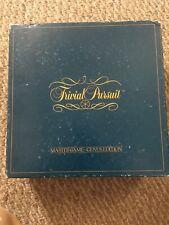 Trivial Pursuit Original GENUS MASTER Board Game  100% Complete