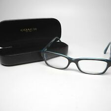 Coach Glasses Frames 5117 Brooklyn HC6040 50 16 with Case Funky Fun Tortoise
