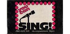You Can Sing Vol 8 ~ Various Artists ~ Pop ~ Karaoke ~ Cassette ~ Good
