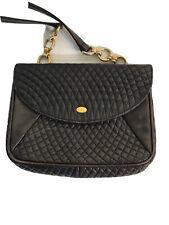 Vintage Leather Bally Bag