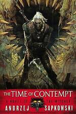 NEW The Time of Contempt (The Witcher) by Andrzej Sapkowski
