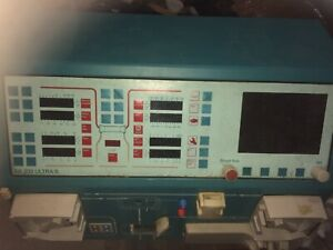 Front Control Panel with the boards for AK200ULTRAS Gambro Baxter
