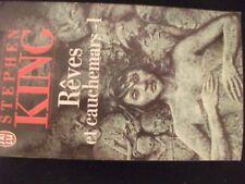 ** Livre Stephen King Rêves et cauchemars - 1  J'ai Lu