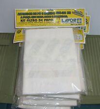 Saco Filtro Para Aspirador Lavor Gn22 / Vacuum Filter Bag For LAVOR GN22 PKG 3