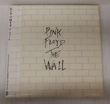 Toshiba/EMI Pink Floyd THE WALL Mini Disc Replica With OBI (NIP)