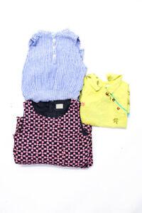 Name It Deux Par Deux Rails Childrens Girls Dresses Size 10 6 8-9 Lot 3