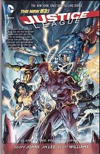 The New 52! Justice League Volume 2: The Villain'S Journey - Geoff Johns Jim Lee
