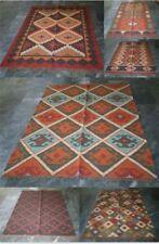 Wholesale Lot 5 pcs persian rug vintage kilim rug kilim rug dhurrie rug turkish