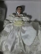 "TONNER WEDDING 16"" SCARLETT OHARA VIVIEN LEIGH DOLL NRFB  CIVIL WAR BRIDE GWTW"