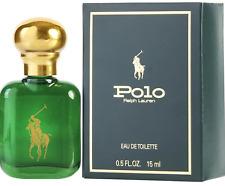 Polo Green Ralph Lauren Men COLOGNE 0.5oz/15ml EDT SPLASH Travel Sample (C40
