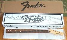"Fender Baritone Tele Maple/Pau Ferro Neck~27.5""~22 MJ Frets~9.5""~Brand New"