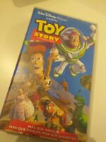 VHS  TOY STORY (JUGUETES )    DISNEY  (coleccionistas)