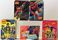 Marvel Comics Nabisco Collector's Tins Limited Edition Complete sets of 4