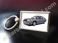 OPEL MANTA GTE HATCHBACK KEY RING. CHOOSE YOUR CAR COLOUR.