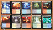 Dual Bounce Lands 10x Lot Full Set - Iconic Masters *Unplayed NM* (English MTG)