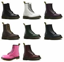 Dr. Martens Casual 100% Leather Boots for Women