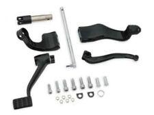 Black Further Forward Mid-Control Kit For Harley-Davidson Sportster