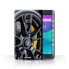 Étuis, housses et coques jaunes Pour Samsung Galaxy Note 4 pour téléphone mobile et assistant personnel (PDA) Samsung