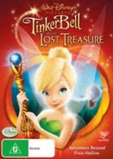 Tinker Bell and The Lost Treasure DVD R4 Postage