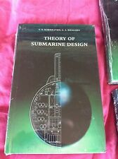 Theory of Submarine Design by Y.N. Kormilitsin, O.A. Khalizev (Hardback, 2001)
