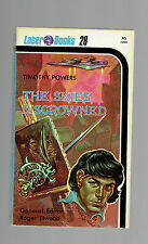 TIMOTHY POWERS pb The Skies Discrowned first novel PBO Kelly Freas laser