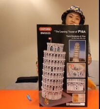 OXFORD The Leaning Tower of PISA Block set Limited Edition toys building lego