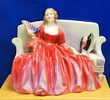 ROYAL DOULTON FIGURINE SWEET AND TWENTY HN1298 ***** EXCELLENT CONDITION *****