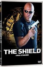 The Shield - Serie Tv - Stagione 3 - Cofanetto Con 4 Dvd - Nuovo Sigillato