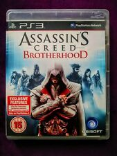 Assassin's Creed Brotherhood PlayStation 3 Console Video Game, TESTED, WORKING