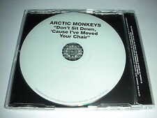 Arctic Monkeys - Don't Sit Down 'Cause I've Moved Your Chair - Single track