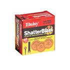 """Daisy Shatterblast Breakable Refill Target 2"""" Disks (60 Pack) Hunter Orange"""