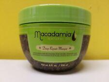 Macadamia Natural Oil Deep Repair Mask 8 oz/236 ml.  New Bottle.  Ships Free.
