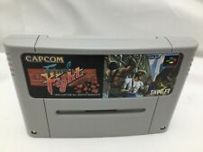 NINTENDO SUPER FAMICOM ~ FINAL FIGHT ~ JAPAN CAPCOM ~ SNES