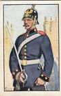 Prussia Artillery Pioneer 1866 Deutsches Heer Germany Uniform IMAGE CARD 30s