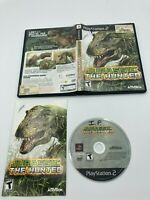 Sony PlayStation 2 PS2 CIB Complete Tested Jurassic The Hunted Ships Fast