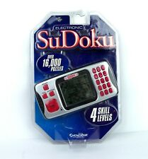 Excalibur Electronic SUDOKU Handheld Portable Travel Game New Sealed in package