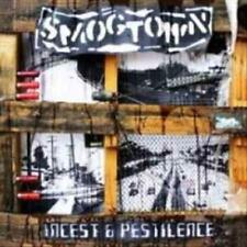 SMOGTOWN - INCEST & PESTILENCE * NEW CD