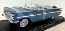 Articoli di modellismo statico Road Signature per Chevrolet scala 1:8