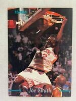 Joe Smith Golden State Warriors 1995 Classics Rookie Basketball Card 1